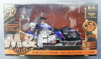 Harley Davidson 2003 Road King Classic, Modell 1:18