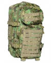 US ASSAULT PACK SM WOODLAND ARID