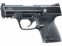 SMITH & WESSON M&P 9C Kaliber 9 mm P.A.K. Schwarz