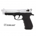 Zoraki Modell 918 Sonderedition Chrom Kaliber 9 mm P.A.K.